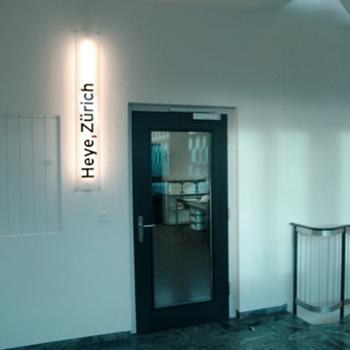 2003 – 2008: 5 Jahre kreativ für zwei Schweizer Netzwerkagenturen.