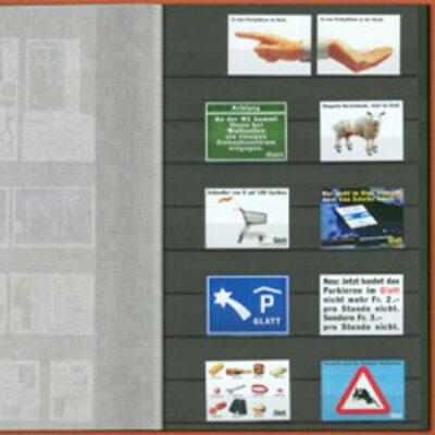 1984 – 2002: Werbung und Kommunikationsdesign für Marken aus aller Welt.